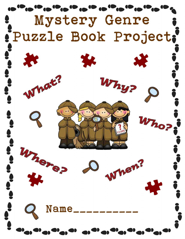 6th Grade Book Report Template Professional My Giant Jigsaw Puzzle Book Project Scholastic