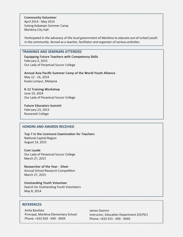 Activity Report Template Word Professional Free Download 50 Curriculum Vitae Template Word Download