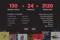 Adobe Photoshop Banner Templates New social Media Templates Bundle Picturesfontsfreevector Graphic