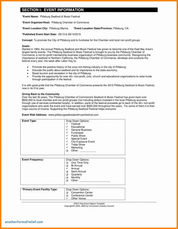 After event Report Template Awesome Home Appraisal Report Sample Glendale Community