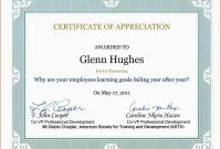 Army Certificate Of Appreciation Template New Certificate Of Achievement Wording Climatejourney org