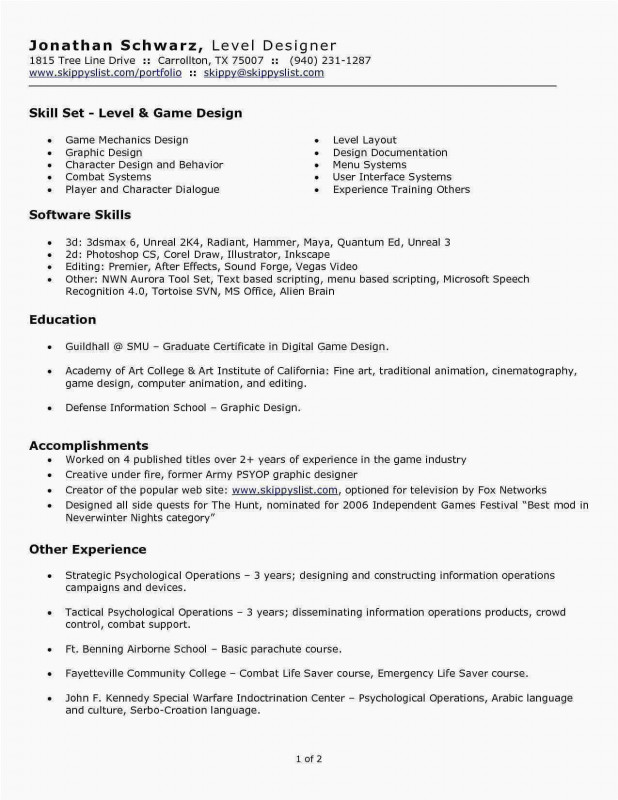 Army Certificate Of Appreciation Template Unique Army Resume Examples New Army To Civilian Resume Examples Fresh 20