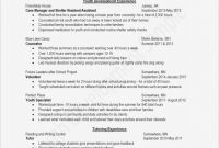 Audit Findings Report Template New Resume Template for Letter Of Recommendation Download