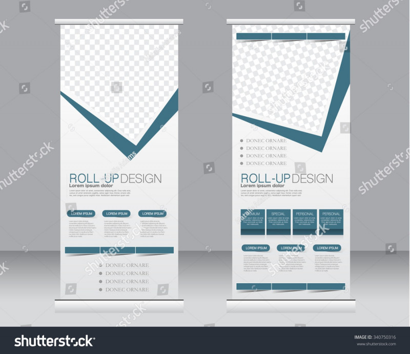 Banner Stand Design Templates Awesome Roll Up Template A Roll Up Display With Stand Banner Template