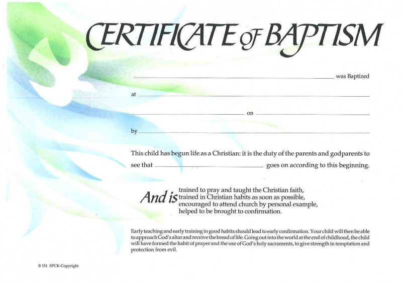 Baptism Certificate Template Download New Baby Christening Certificates Template Sazak Mouldings Co