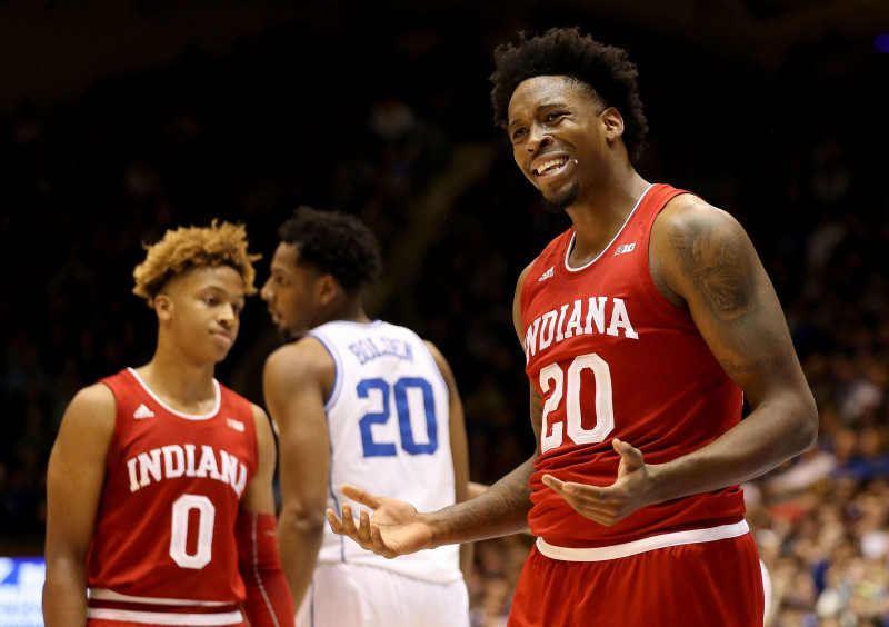 Basketball Player Scouting Report Template New Indiana Basketball Who Will Take Over The Leadership Role For Next