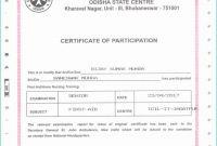 Best Teacher Certificate Templates Free Unique Certificate Of Excellence Template New Free Download Blank