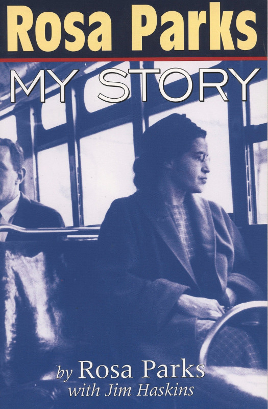 Biography Book Report Template New Rosa Parks My Story Rosa Parks Jim Haskins 8601404801150 Amazon