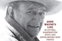 Biography Book Report Template Unique Duke In His Own Words John Waynes Life In Letters Handwritten
