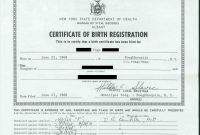 Birth Certificate Templates for Word Unique Sensational Official Birth Certificate Template Ideas Certified