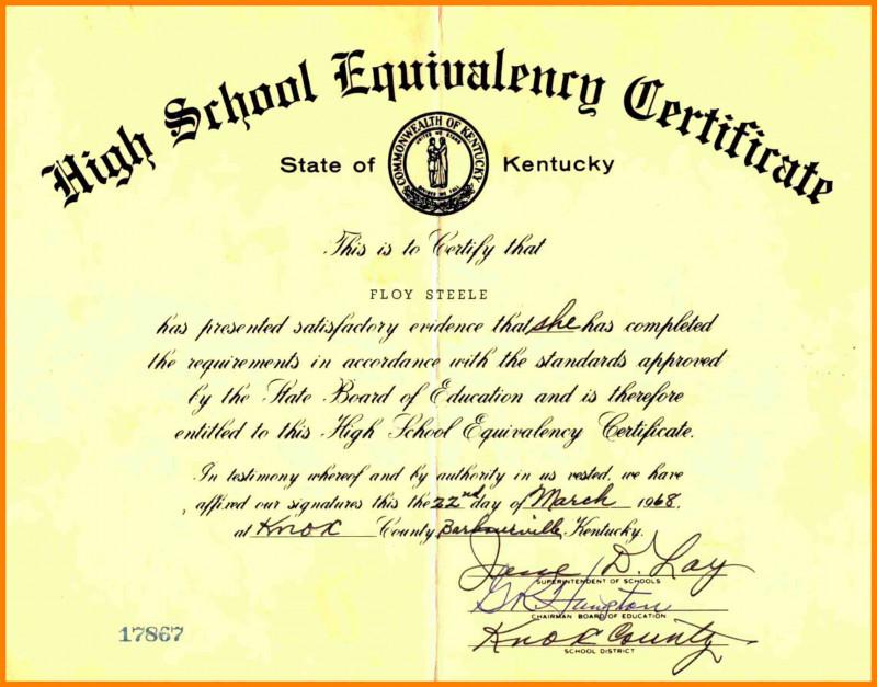 Blank Adoption Certificate Template Unique Printable Ged Certificate Katieroseintimates Com