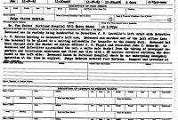 Blank Autopsy Report Template Unique City Of Dallas Archives Jfk Collection Box 7
