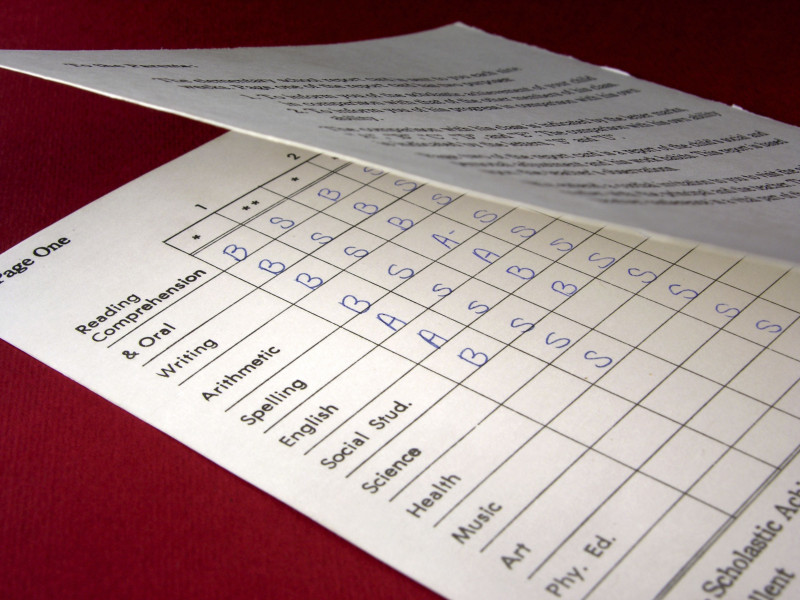 Blank Report Card Template Awesome How To Write A Homeschool Progress Report