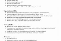 Book Report Template 5th Grade New Resume Sample for Educational Qualification New Images Summary