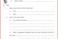 Book Report Template Grade 1 Professional Fresh 3rd Grade Book Report Template Job Latter