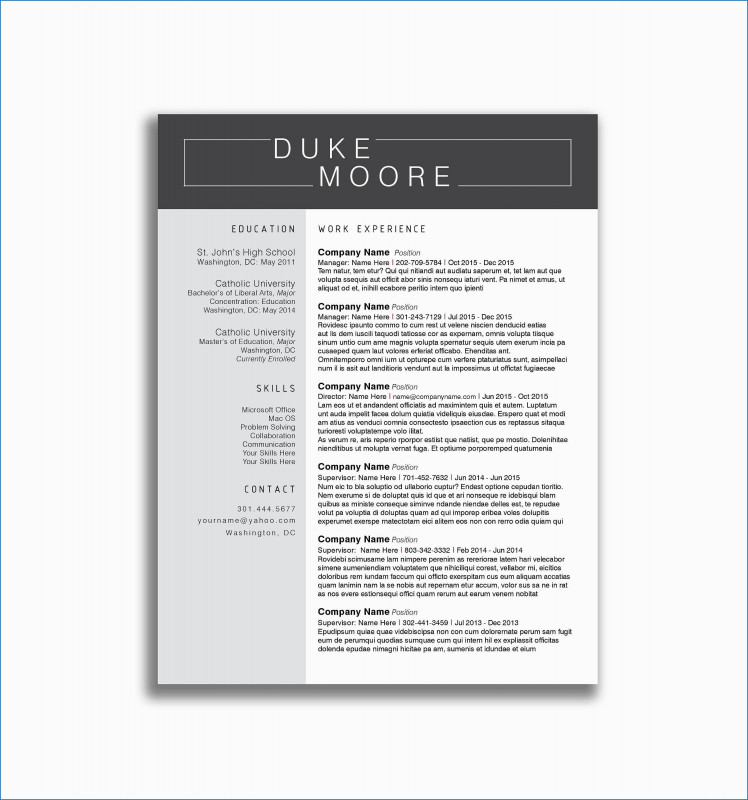 Book Report Template Middle School Unique Resume Summary Examples For Students Awesome Example A Resume