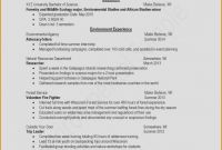 Boot Camp Certificate Template Awesome Elementary Teacher Resume Examples 2013 Resume Template