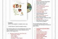Borderless Certificate Templates Awesome Family Reunion Ideas Class Reunion Class Reunion Award Certificate