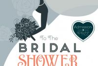 Bridal Shower Banner Template New Designcontest Bridal Shower Ticket Poster Ticketprinting Com