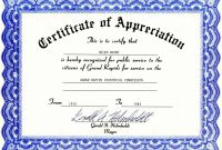 Certificate Of Appreciation Template Free Printable New Certificate Maker Free Printable Koman Mouldings Co