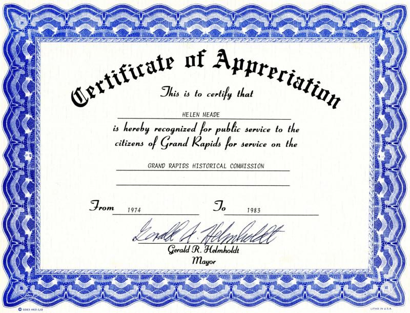 Certificate Of Appreciation Template Free Printable New Certificate Maker Free Printable Koman Mouldings Co