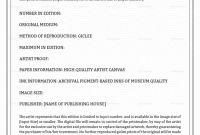 Certificate Of Authenticity Template Unique Blank Certificate Of Authenticity Sazak Mouldings Co
