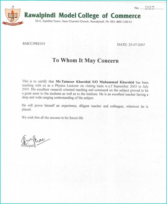 Certificate Of Employment Template Awesome No Objection Letter Format Valid Certificate Employment Sample Fresh