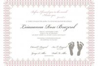 Certificate Of ordination Template Unique 003 Baby Dedication Certificate Template Child Samples Fresh