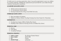 Certificate Of Participation Template Doc Unique Resume Examples 2018 Objectives Best Of Photography Cv Resume