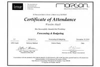 Ceu Certificate Template New Exam Certificate Template Ajan Ciceros Co
