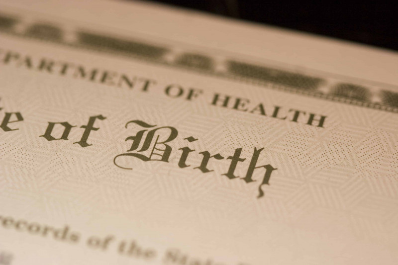 Child Adoption Certificate Template Unique How To Get A Replacement Birth Certificate Vitalchek Blog