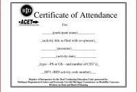 Class Completion Certificate Template Unique Ceu Certificate Of Completion Template Brochure Templates