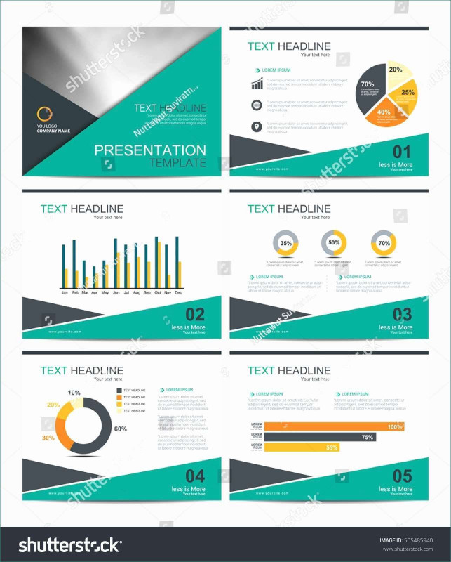 Company Report Format Template New Company Profile Powerpoint Template Premium Setting Up A Powerpoint