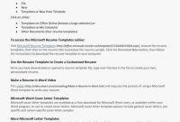 Computer Maintenance Report Template Unique Resume Templates Cover Letter Examples Salumguilher Me