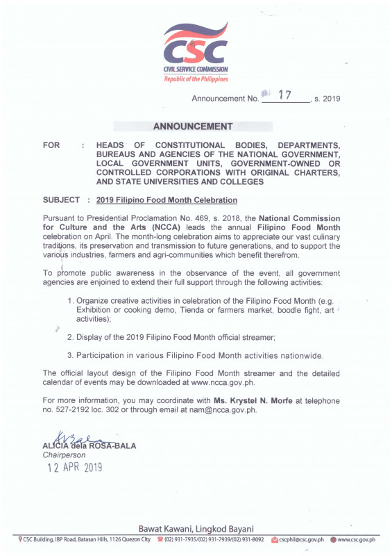 Construction Certificate Of Completion Template Awesome Civil Service Commission The Official Website Of The Philippines