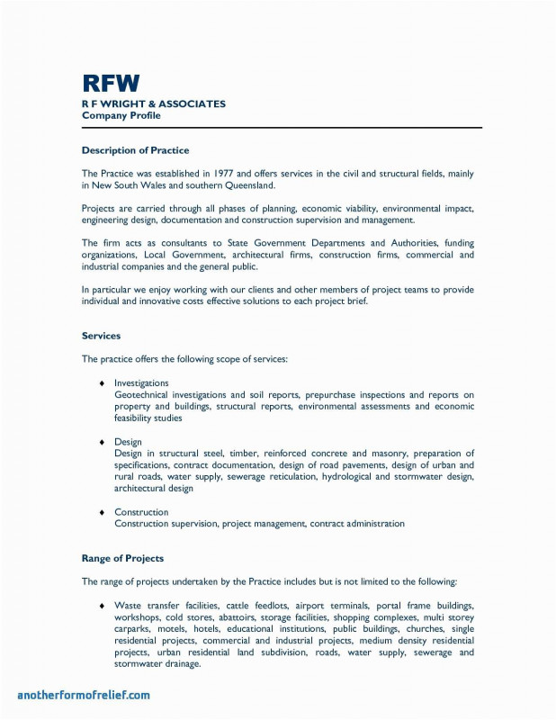 Construction Cost Report Template New Free Joint Venture Proposal Letter Template Download