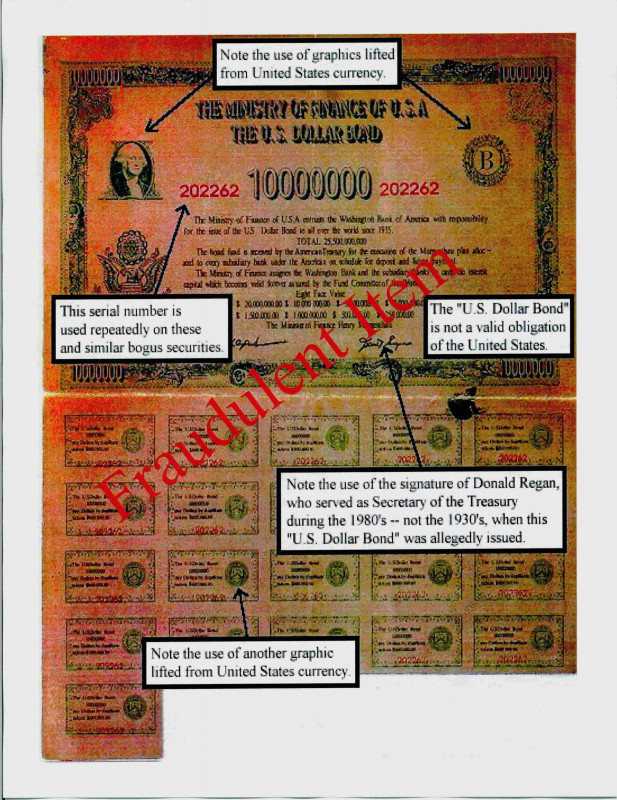 Corporate Bond Certificate Template Awesome Examples Of Known Phony Securities