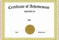 Destruction Certificate Template Awesome Certificate Maker for Teachers Ajan Ciceros Co