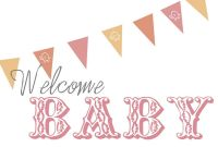 Diy Baby Shower Banner Template Awesome Welcome Baby Banner Template Sansu Rabionetassociats Com