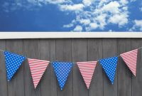 Diy Birthday Banner Template New Diy Stars and Stripes 4th Of July Banner