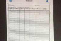 Drainage Report Template Unique Blattschutz Excel Kerstinsudde Se