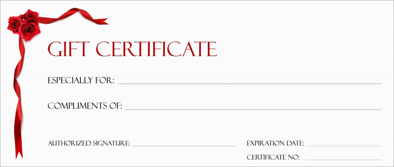 Elegant Gift Certificate Template Unique Fresh Free Download Gift Certificate Template for Mac Best Of Template