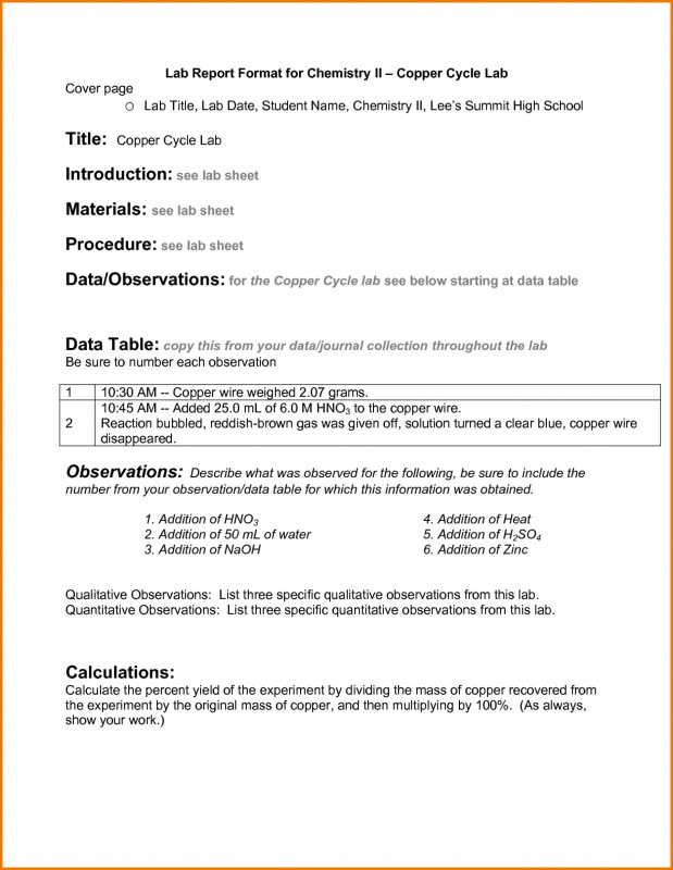 Engineering Lab Report Template Awesome 007 Science Lab Report Template Fearsome Ideas Example Grade 7