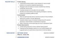 Engineering Progress Report Template New 30 Resume Examples View by Industry Job Title