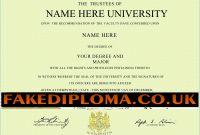 Fake Diploma Certificate Template New Fake ase Certificate Template Unique Fake ase Certificate Template