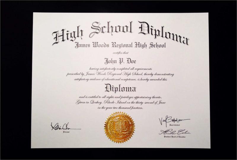 Fake Diploma Certificate Template Unique Elegant Fake High School Transcript Template Free Best Of Template