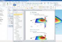 Fea Report Template Professional Finite Element Analysis Report Template Glendale Community