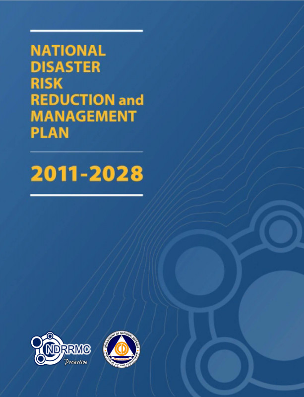 Fire Evacuation Drill Report Template New National Disaster Risk Reduction And Management Plan Ndrrmp 2011 2028
