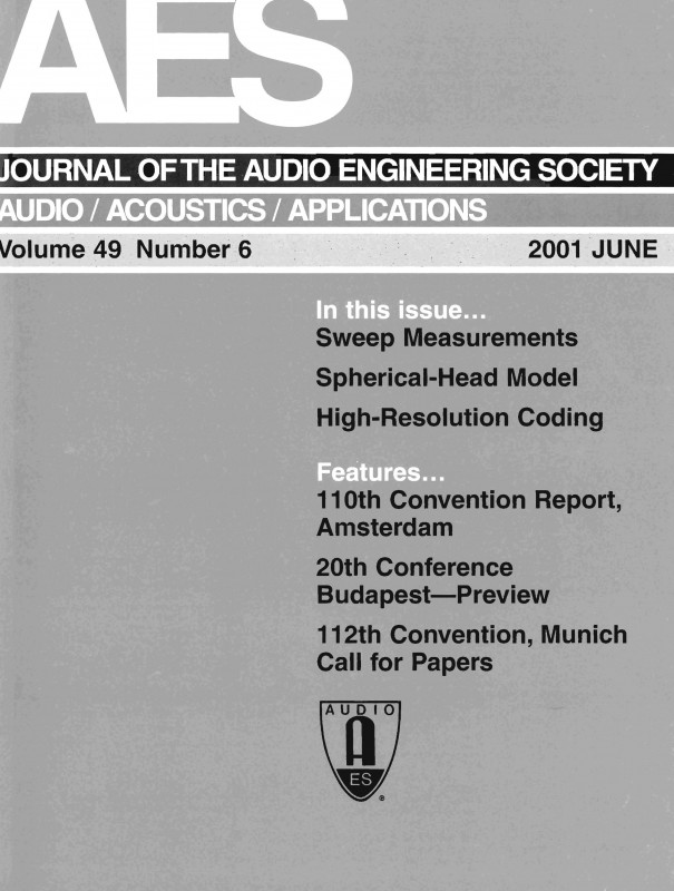 Flexible Budget Performance Report Template New Aes E Library A Complete Journal Volume 49 Issue 6