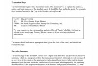 Focus Group Discussion Report Template New 22 Business Report format Examples Pdf Doc Pages Examples